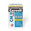 Плиточный клей Henkel CERESIT CM9 plus 25кг