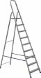 Стремянка алюминевая 9 ступеней