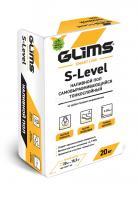 Наливной пол Glims S-LEVEL быстротвердеющий (20 кг)
