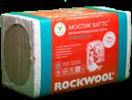 Утеплитель Роквул АКУСТИК БАТТС (1000x600x50 мм / 6 м2 / 0.3 м3) 10ШТ.