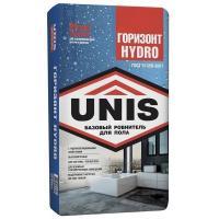 Стяжка для пола Юнис Горизонт Hydro (25 кг)