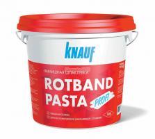 Шпатлевка готовая финишная Knauf Ротбанд Паста Профи, 5 кг